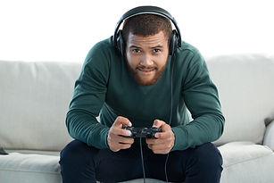 Gamer in the Zone