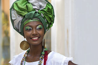 Traditional Brazilian Woman