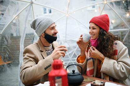 Coffee & Masks