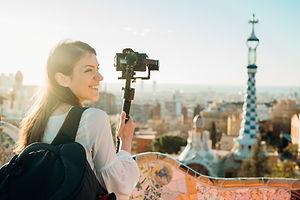 Blogger de viagens