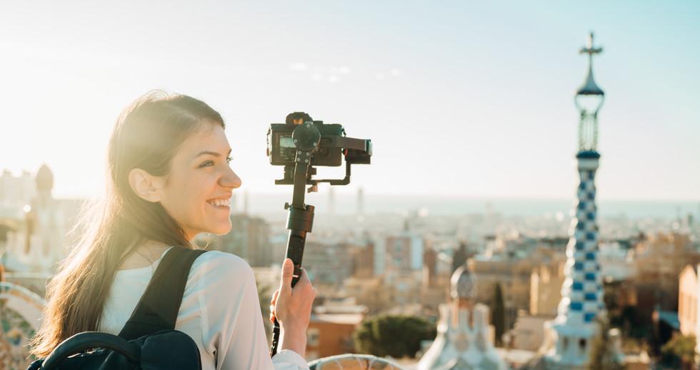 Bloguera de viajes
