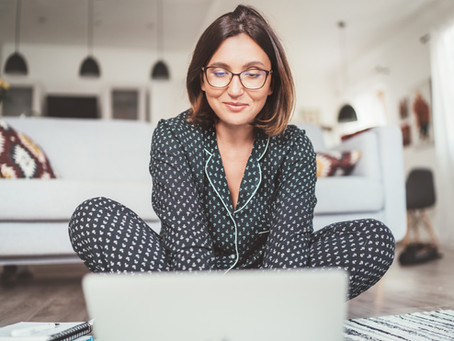 Is COVID-19 Changing The Way Women Working Remotely Dress?