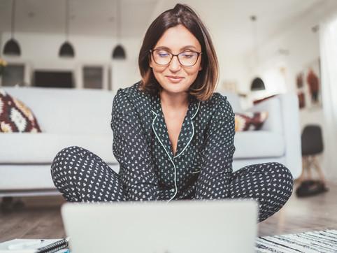 Trabalhadores estão com dificuldade em adaptação do home office