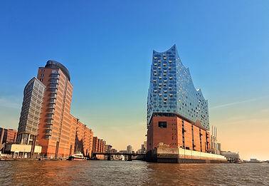 Elbphilharmonie Hamburger Hafen