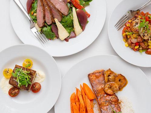 4 Serving - Meal Kit Plan