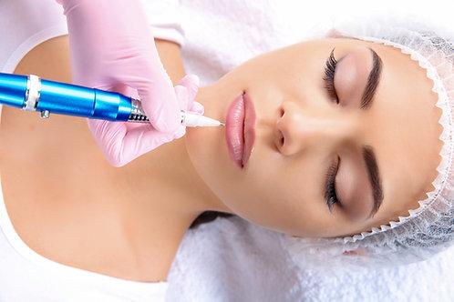Maquillage permanent Lèvres contour-dégradé