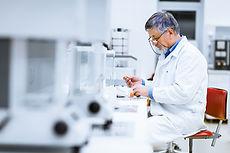מעבדה \ מבנה תעשייה