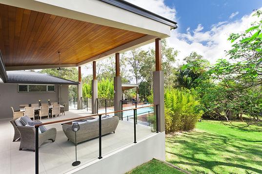 Backyard Patio Leander