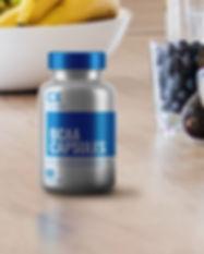 Bottle of Capsules