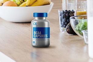Botella de cápsulas