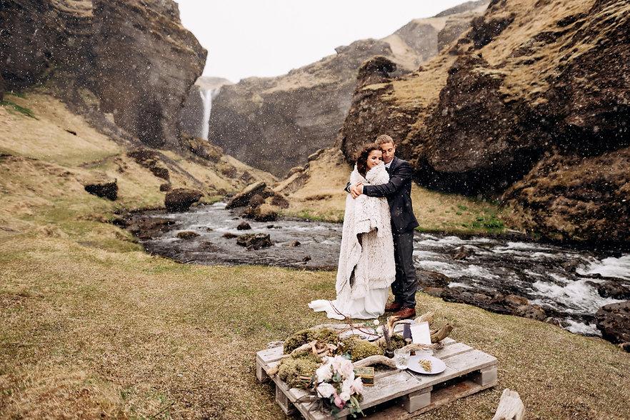 Nature Wedding Photography