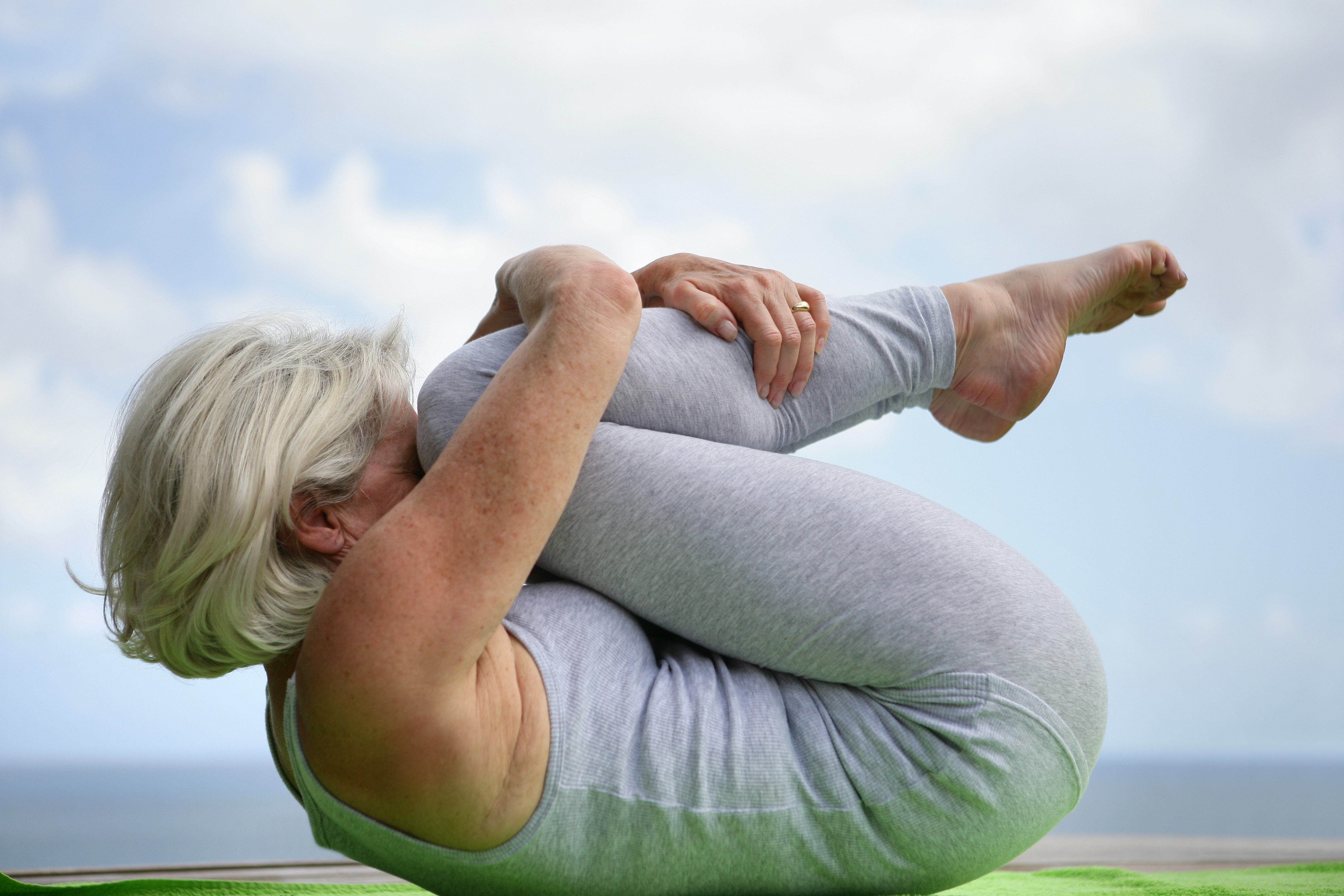 Stretching für den Rücken