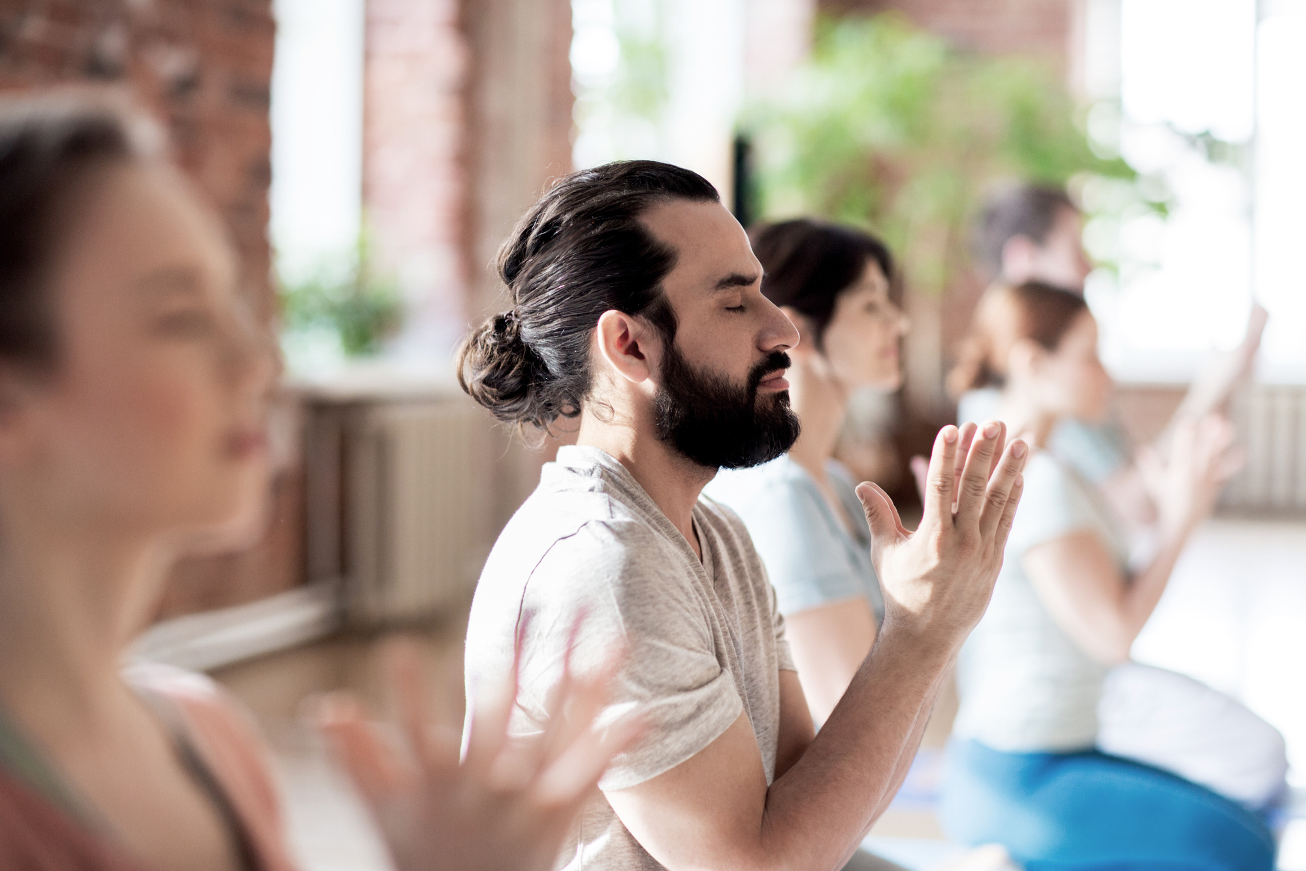 Drop-in Meditation Group