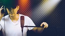 Journée en studio d'enregistrement