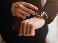 デキる男は細部にこだわる!腕時計の手入れ方法