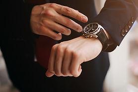 Moderne Uhr