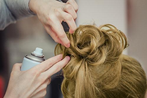 Wedding Party Hair OR Makeup (1 Service)