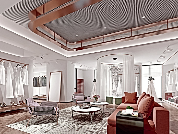 offre d'emploi architecte magasin, mobilier, design