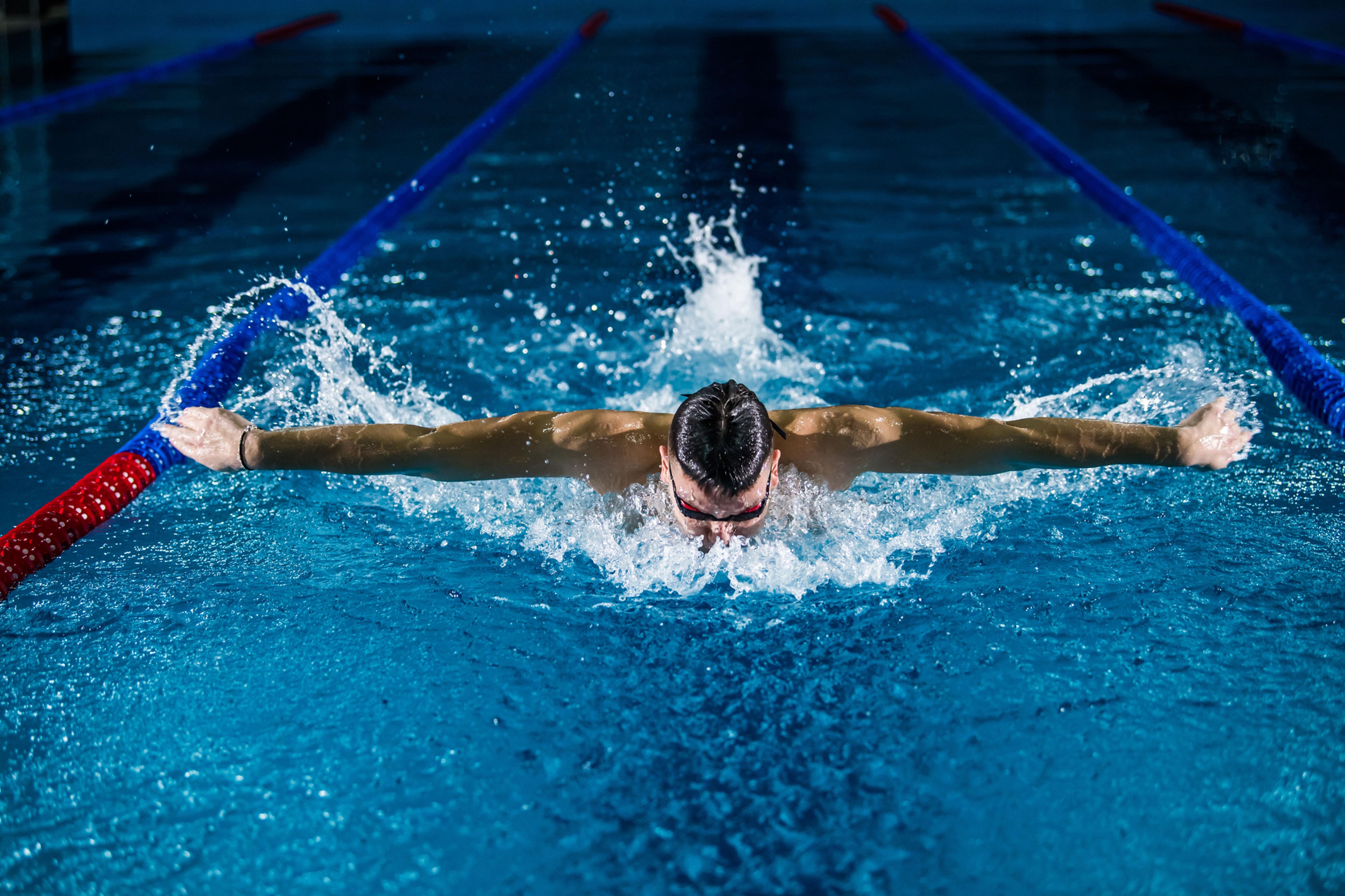 Adult Public Swimming