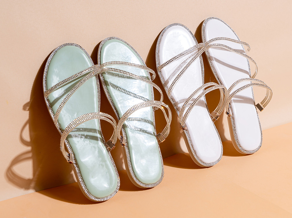 two sandals