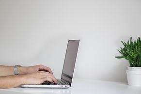Laptop-Eingabe