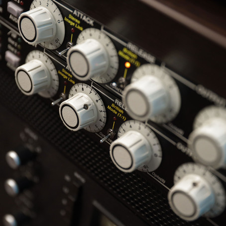 Outboard Compression & Dynamics in Your Home Recordings