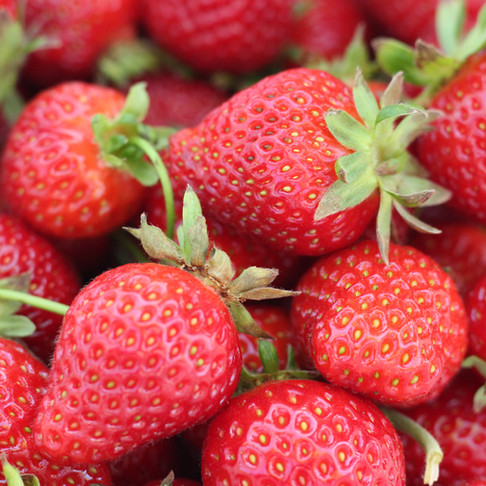 how to make the best roasted strawberries