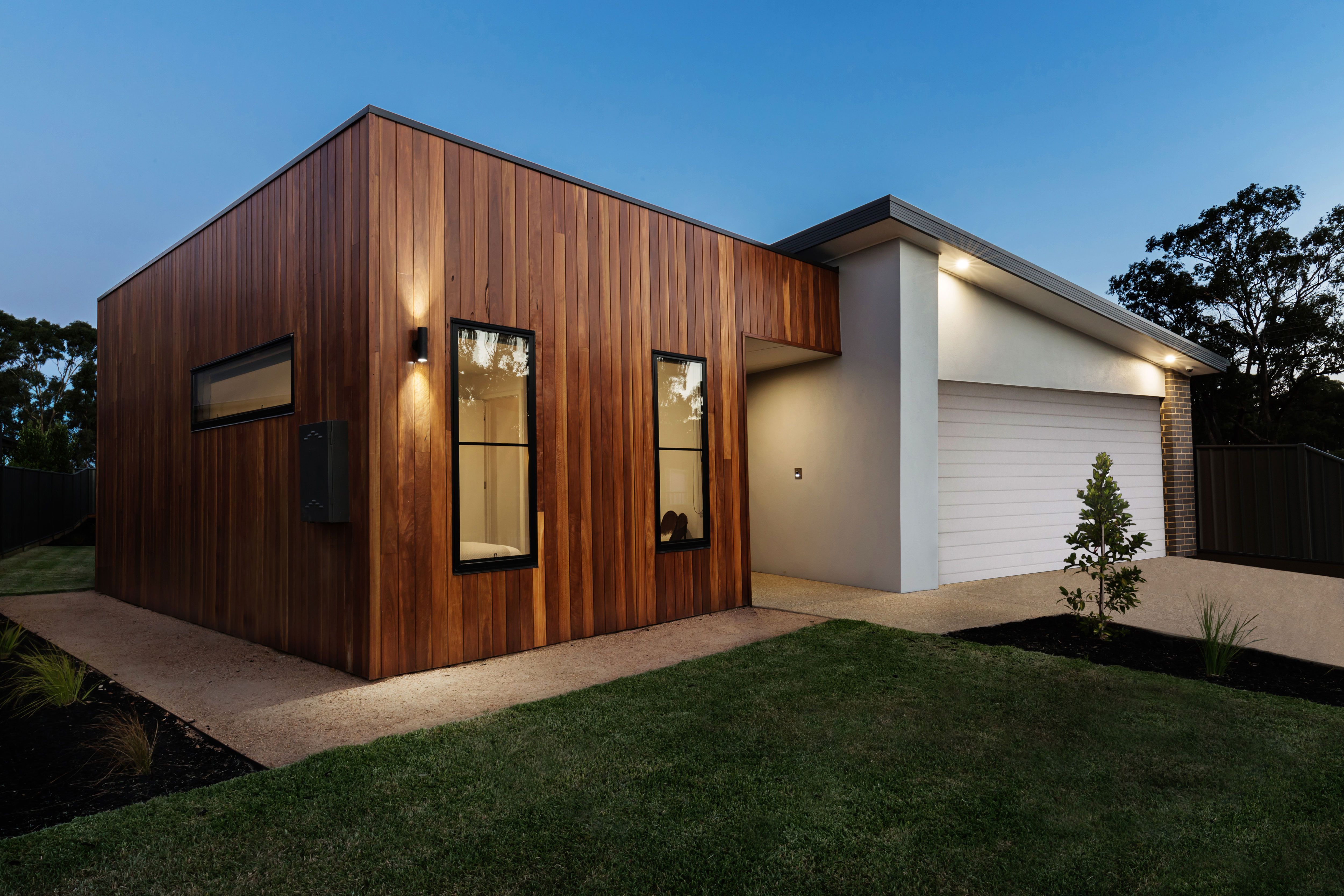 Contemporary Australian Home