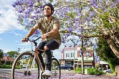 Faire du vélo au printemps