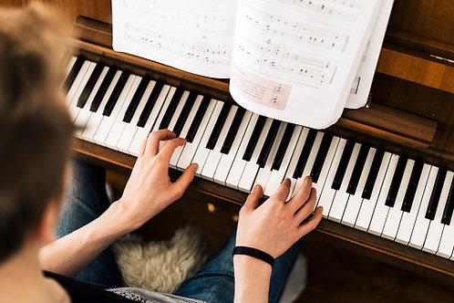 Piyano Eğitimi (Aylık Ücret)