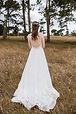 Bride in Woods