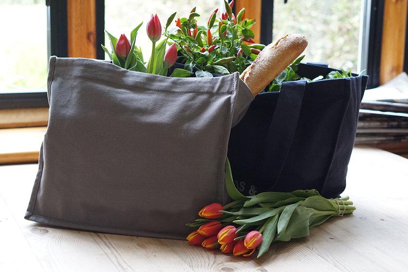 Tulipes et une baguette