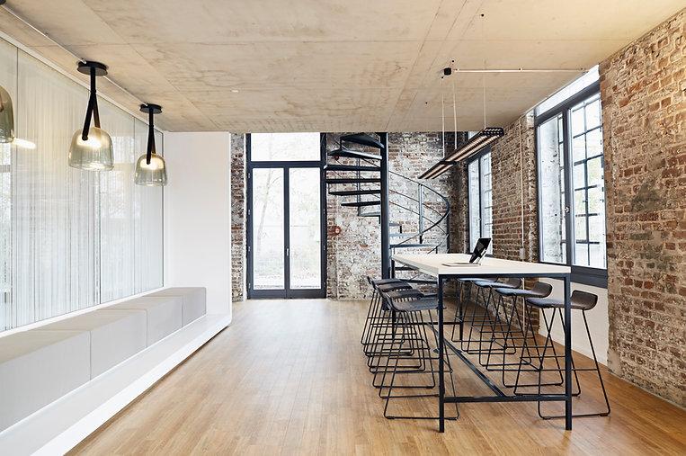 Modern Office Meeting Room