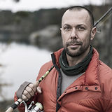 Portrait of Fisherman