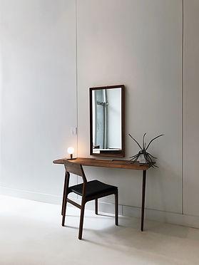 Zrcadlo na zdi