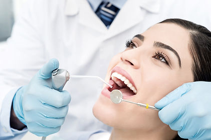 dental cleaning dentist in Warren, NJ