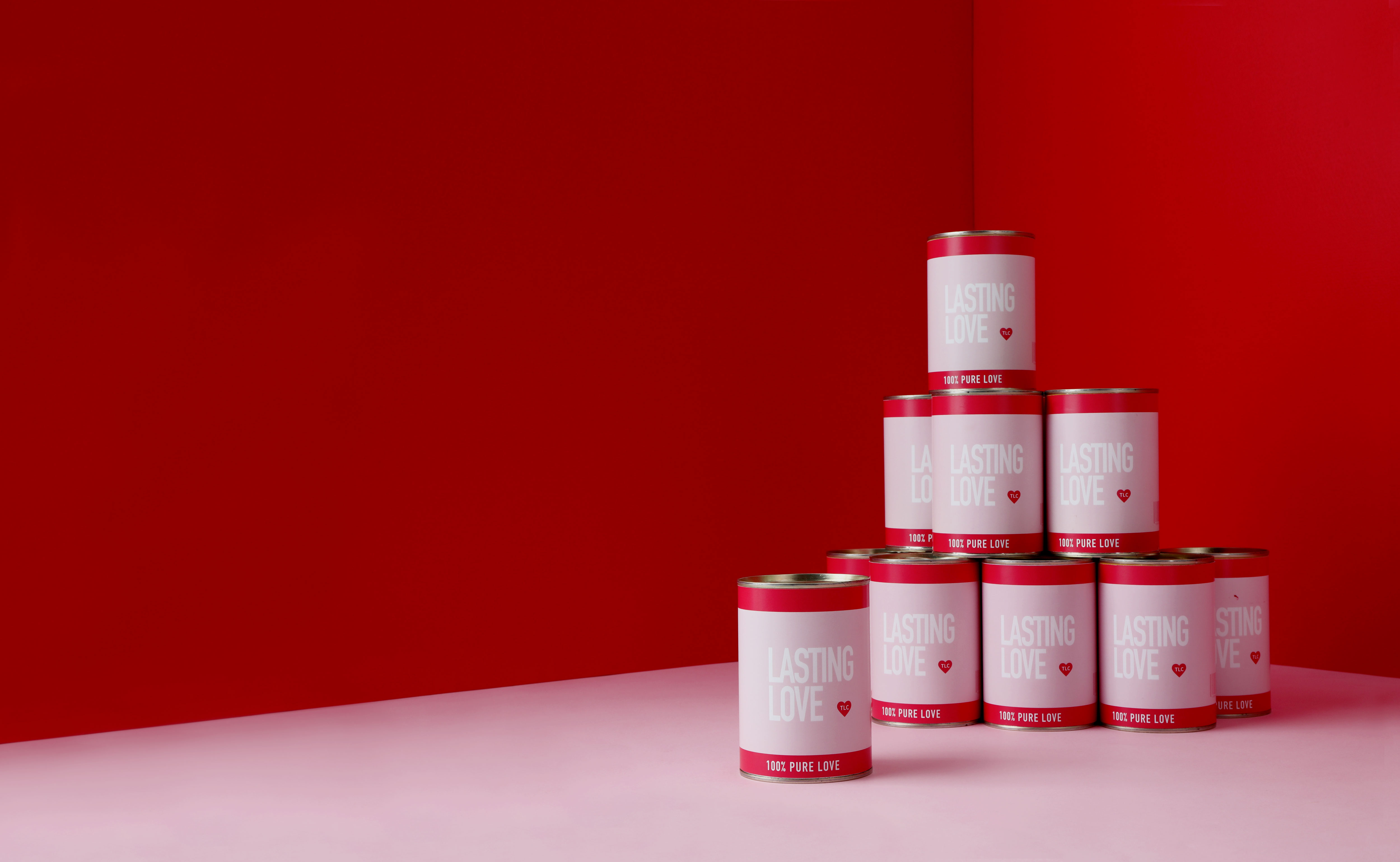 Lasting Love Cans