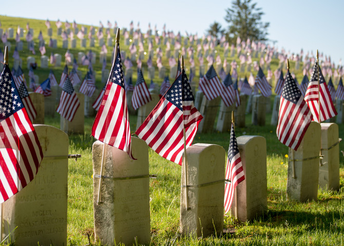 There's No Wrong Way to Celebrate Memorial Day