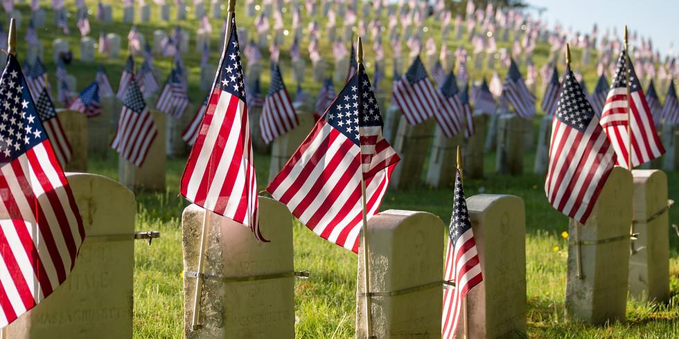 Memorial Day Sunday