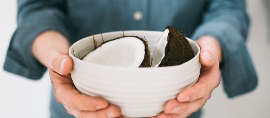 Les diverses formes de noix de coco