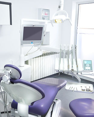 Chaise de dentiste