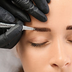 Maquillage permanent des sourcils itut de beaute bordeaux centre pose de cils