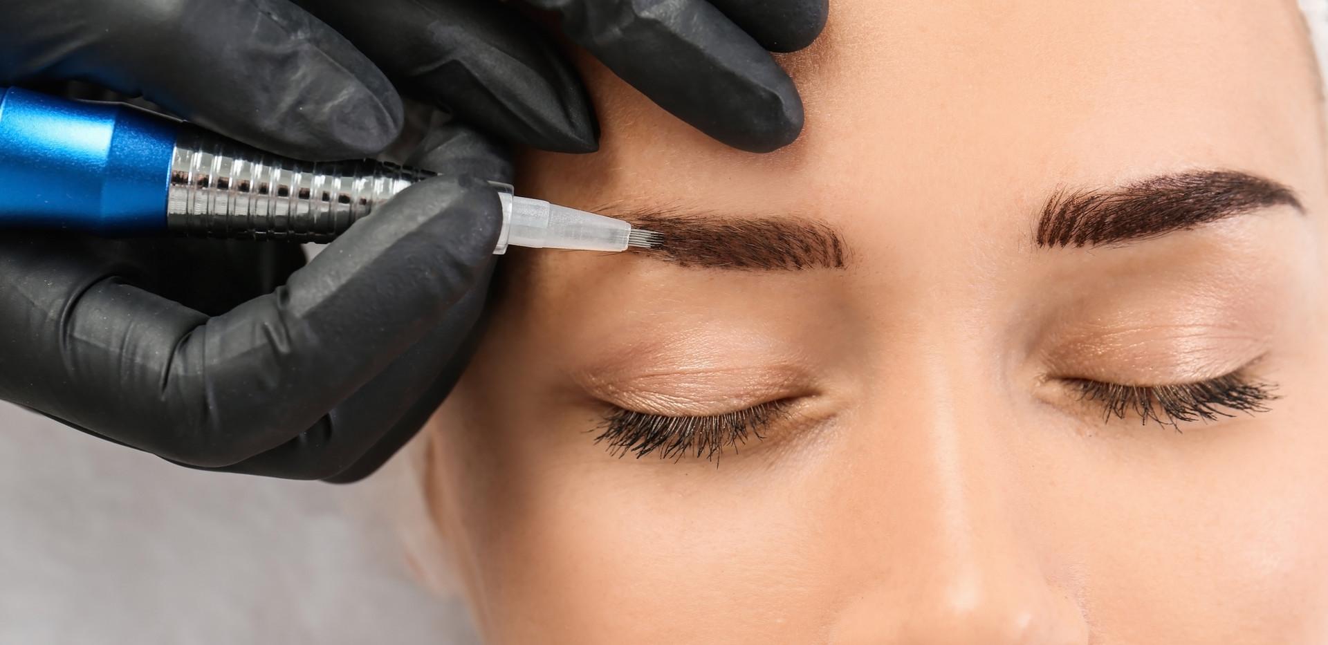 Permanent Augenbrauen