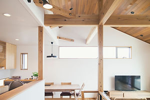 Interior Wooden Beams