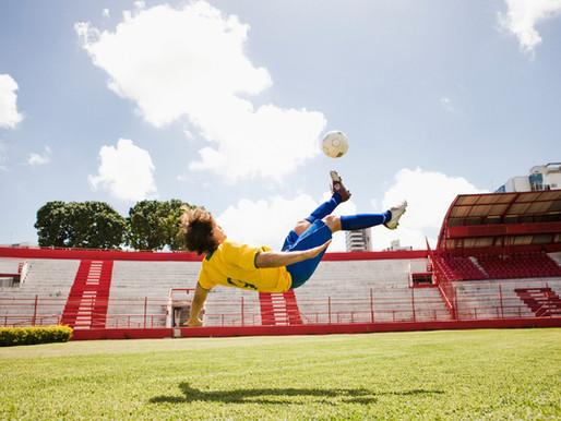Las retransmisiones de los partidos de fútbol tendrán que buscar planos imaginativos