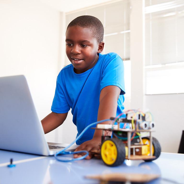 Virtual Classroom Robotics & Coding
