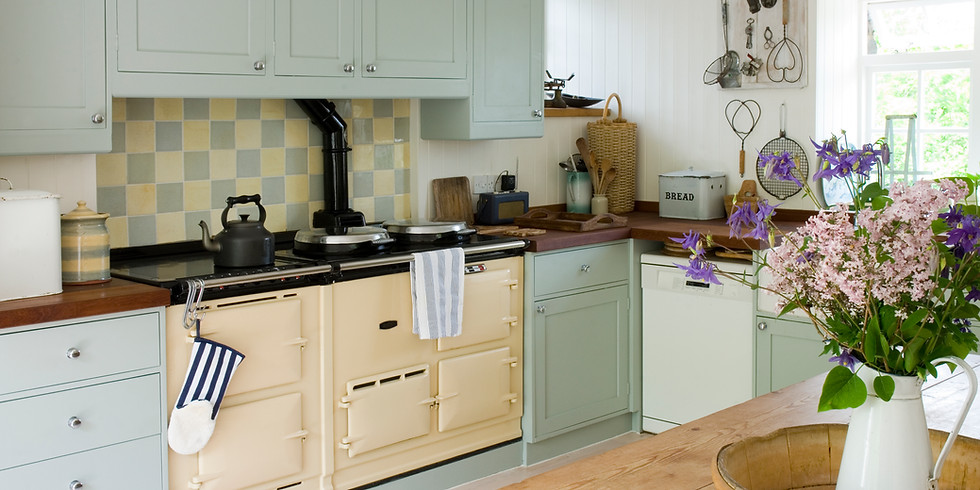 Feng Shui for your kitchen