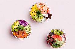 bols de nourriture à emporter sur Foodr