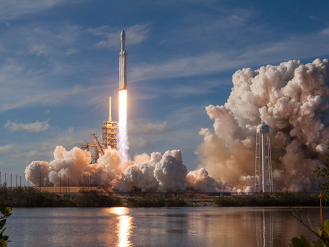 Elon Musk eyeing Space X IPO
