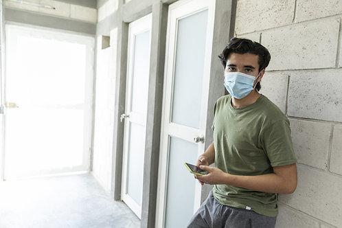ASTM Surgical Masks Level 2 (1,000 count)